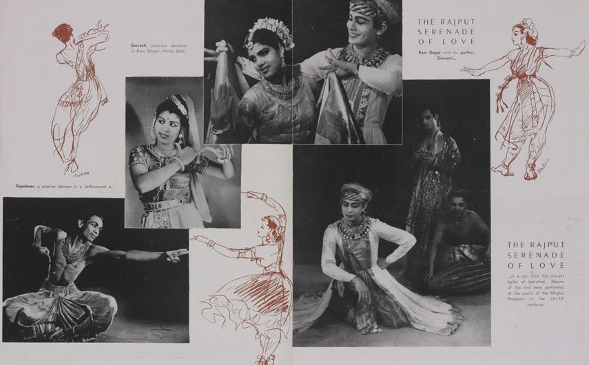 United Ballet Foundation - Booklet