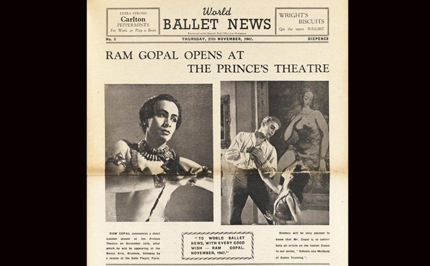 World Ballet News - Article